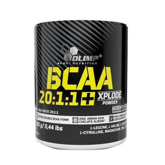 olimp bcaa 20:1:1 28 servings