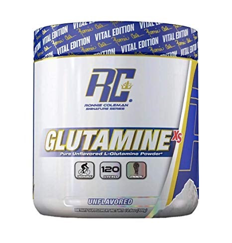 RC GLUTAMINE 120 servings