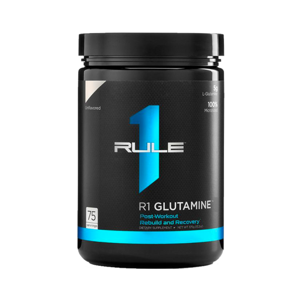 Rule 1 Glutamine 75 servings