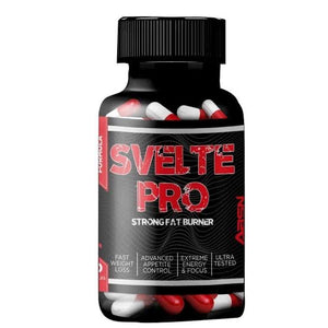 ABSN Svelte 30 counts - Super Thermogenic Fat Burner