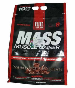 Elite labs mass muscle gainer 10lbs