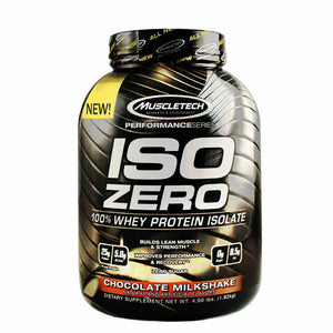 Muscle Tech ISO Zero Performance Series
