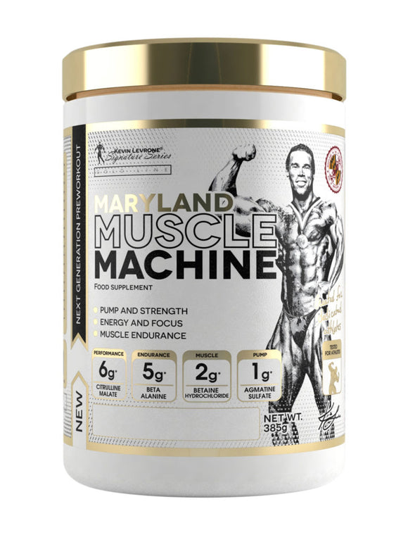 Levro gold line manyland muscle machine 385g