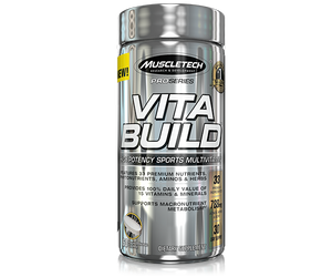 Muscle Tech Vita builder Multivitamin