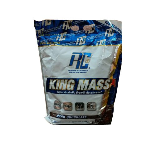 RC king mass 15lbs
