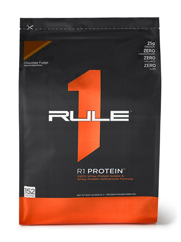 Rule 1 10lbs isolate hydrolyzed
