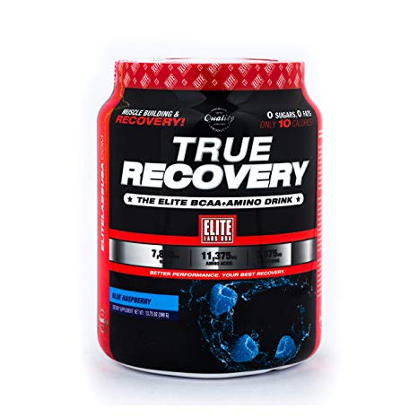 elite labs true recovery 30 servings