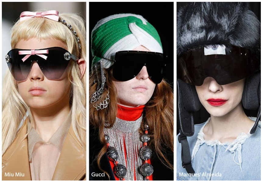 2019 sunglasses trends