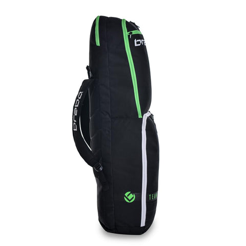 Funda Brabo Traditional Denim Negro/Verde