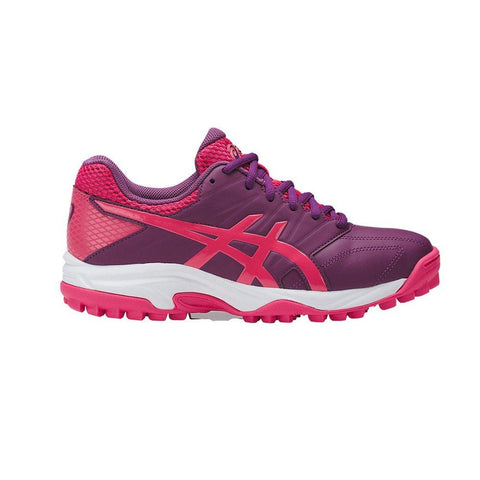 Zapatillas Hockey Asics Gel-Lethal Mp 7 Violeta Rojo