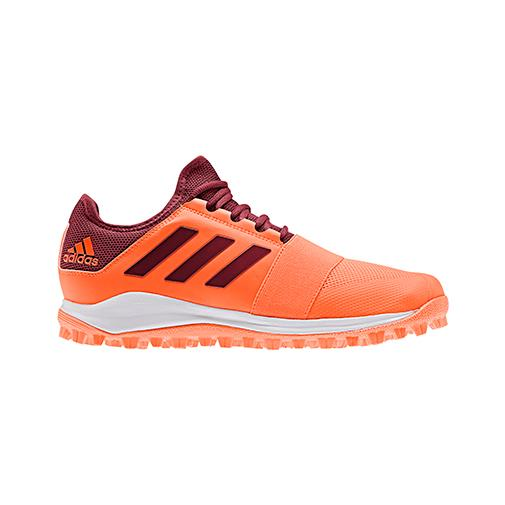 Zapatillas Adidas HOCKEY DIVOX 1.9S Naranja/Granate