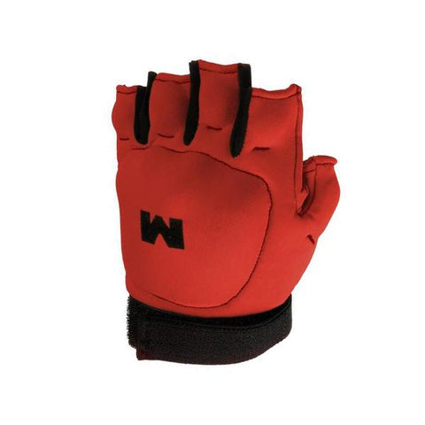 Guante de Hockey Hierba Malik Royal Guard Rojo