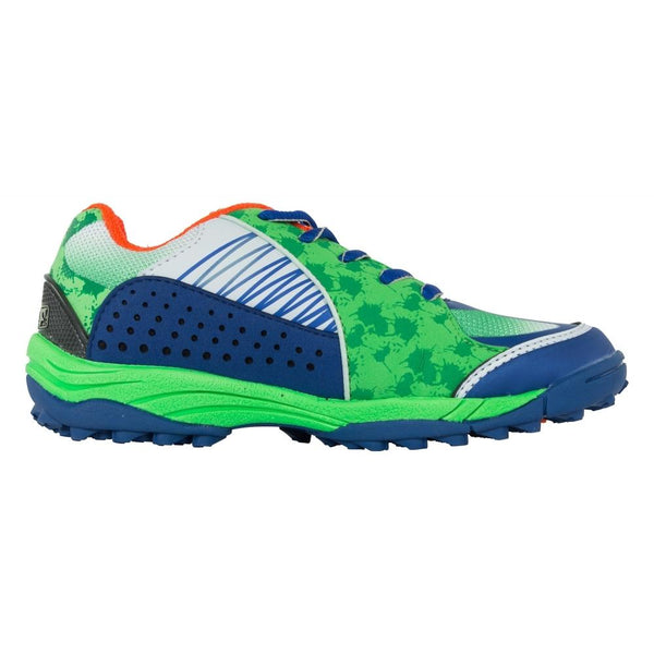 Zapatillas Hockey Reece Wave Azul Verde Infantil