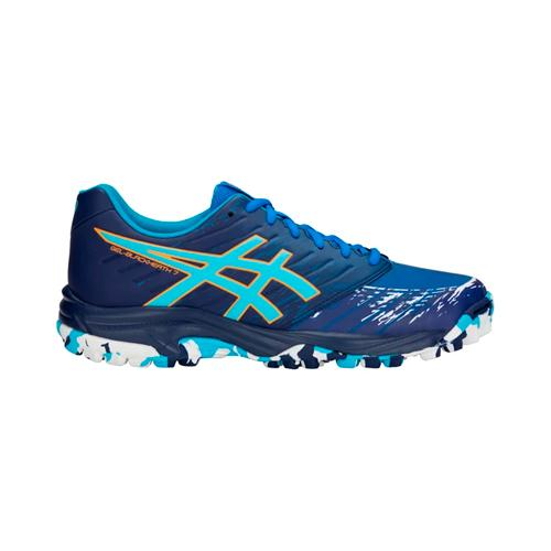 Zapatillas Asics Hockey Gel-Blackheath 7 Azul y Azul celeste