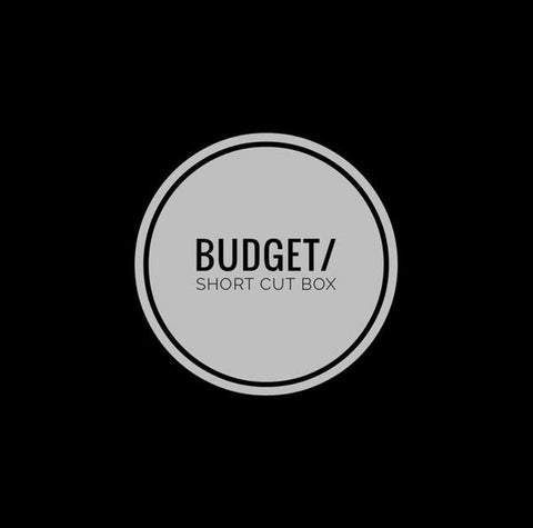 RETAIL- Mystery Budget/Short Cut Box- PLEASE PURCHASE SEPARATELY