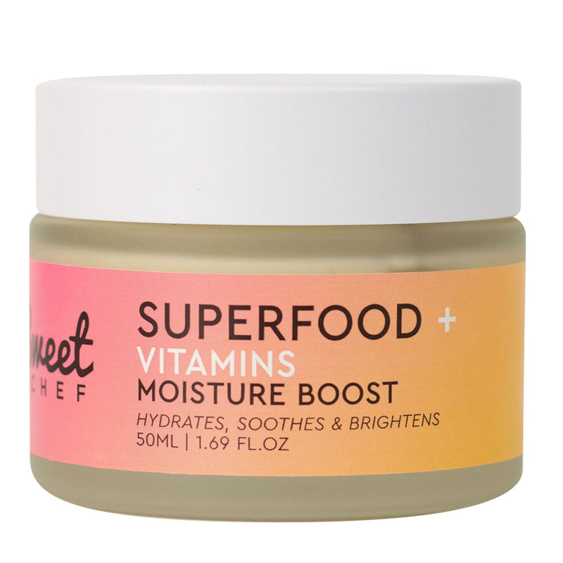 Superfood + Vitamins Moisture Boost