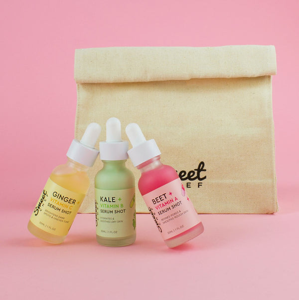 Serum Shot Trio (Value $70)