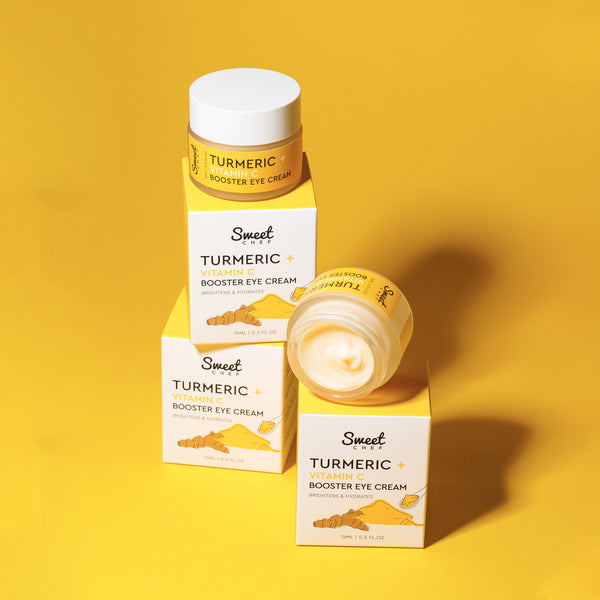 Turmeric + Vitamin C Booster Eye Cream