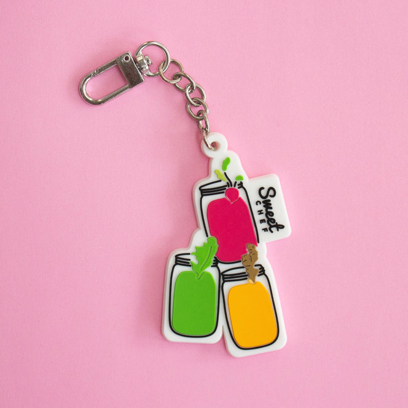 Sweet Chef Keychain