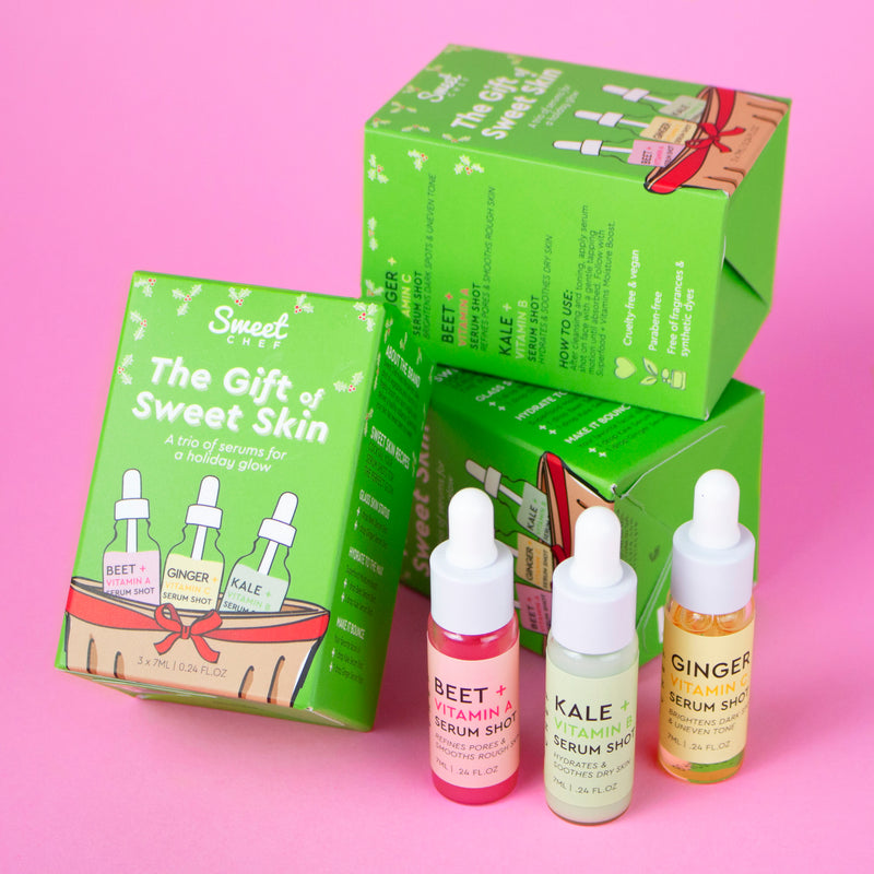 The Gift of Sweet Skin (Value $14)