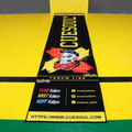CUESOUL Heavy Duty Darts Mat Includes Both Official Soft & Steel Tip Throwline (7 Designs)