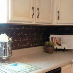 Kitchen Stenciling Ideas: 2 DIY Stencil Projects to Try