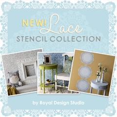 Lace Fashion Trend Hits Homes!
