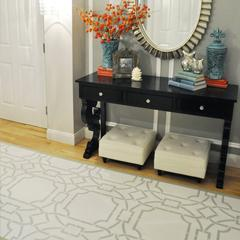 Four on the Floor! Fab Painted & Stenciled Floor Projects