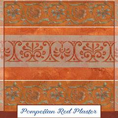 Royal Recipe: How to Stencil Pompeiin Plaster Finish