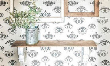 Secret Weapon: Insta-Inspiring Stencils for Decorating