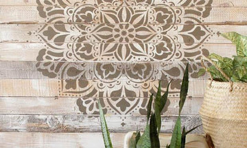 Top 3 Mandala Decorating and Stencil Ideas