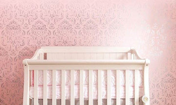 Fresh Start: Nursery Makeovers with Wall Stencils
