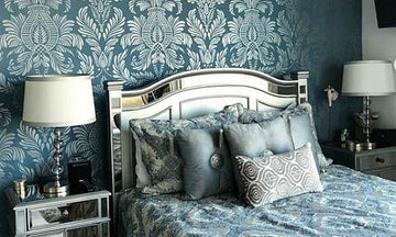 25 Luxurious Ways to Accent a Bedroom Wall
