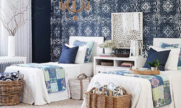 Interior Design & Stencil Tips from Trish Johnston