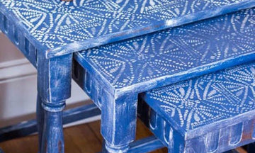 The Many Styles of Chalk Paint® and Furniture Stencils
