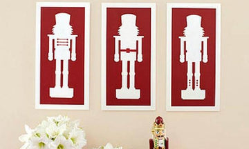 Christmas Stencil Project Ideas from Lowe's Creative Ideas