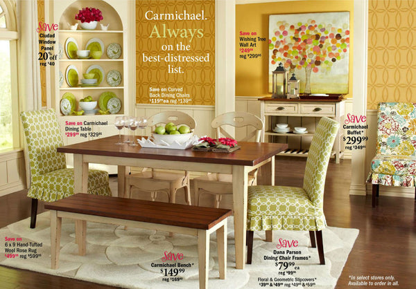 stencils in the pier one catalog