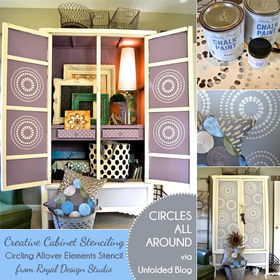 Stenciling And Chalk Paint® Ideas For Furniture