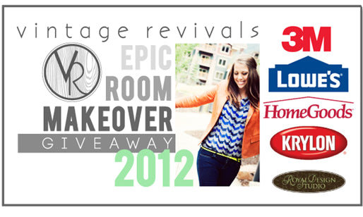Epic Room Makeover 2012