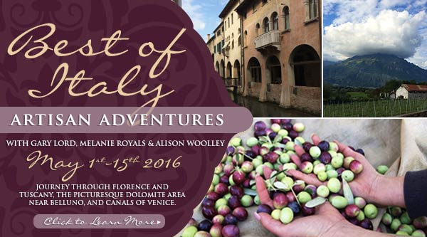 Travel to Italy to Explore, Paint, and Eat with Royal Design Studio