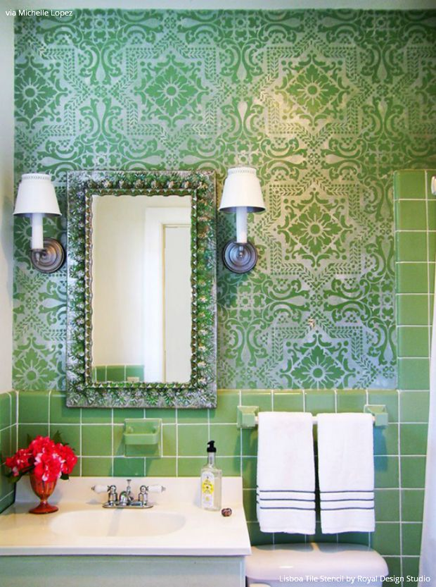13 floor to ceiling transformations with lisboa tile for Jlv creative interior design