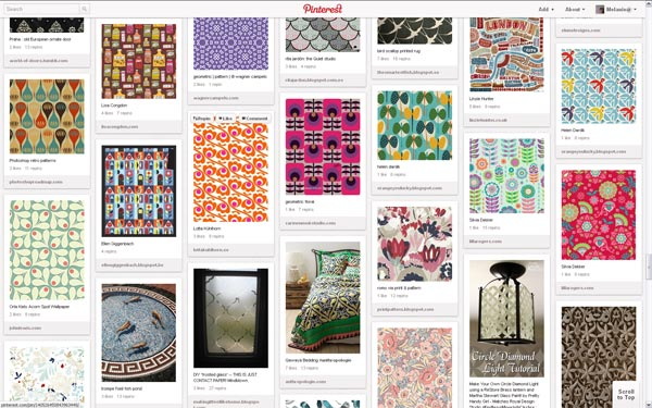 stencil pattern ideas and inspiration