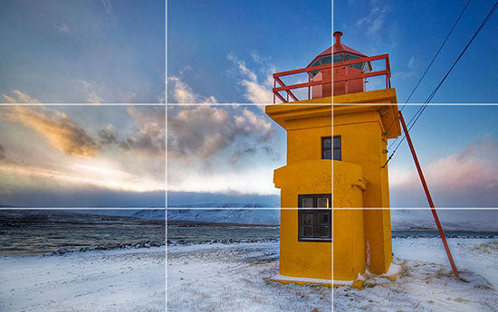 Using the Rule of Thirds to Take the Perfect Photograph