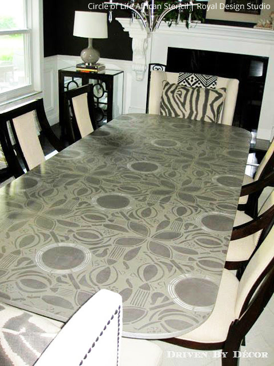 inspiration for stencils stenciling patterns and diy