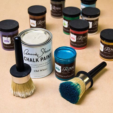 Basic Stencil Supplies | Royal Design Studio