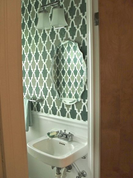 Laura At Curry Kay Designs Features Moroccan Arches In Her