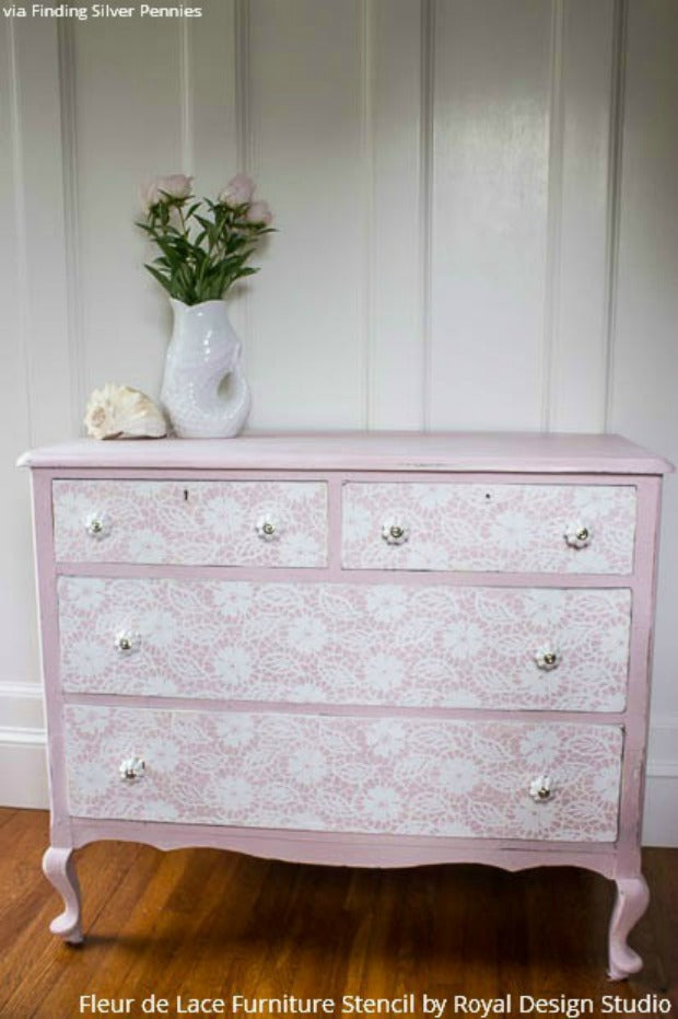 5 Chalk Paint Amp Furniture Stencils Ideas For Diy Decor