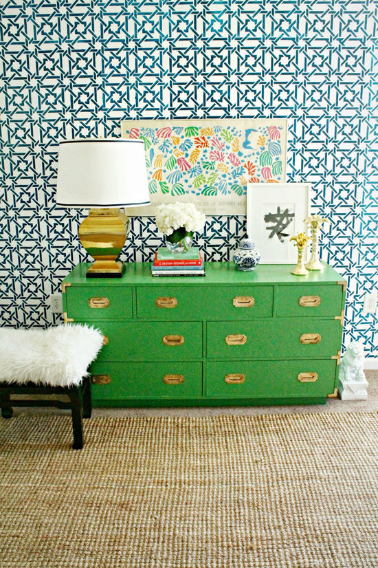 Refresh And Restyle On A Budget With Stencils Royal