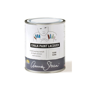 Annie Sloan Lacquer Floor Finish - Gloss
