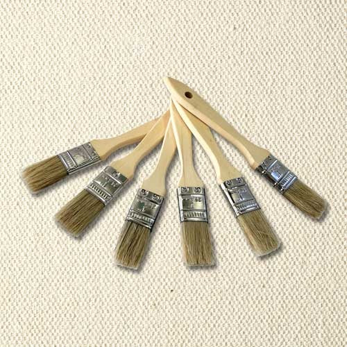 "1"" Chip Brush - Set of 6"
